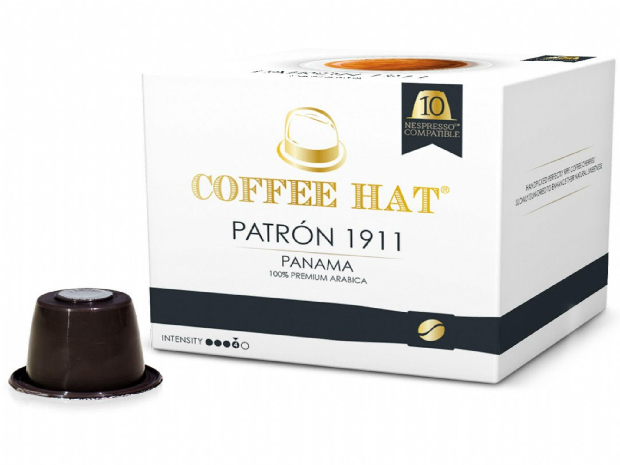 Coffee Hat Patr N 1911 4373 For 120 Pods, Amazon