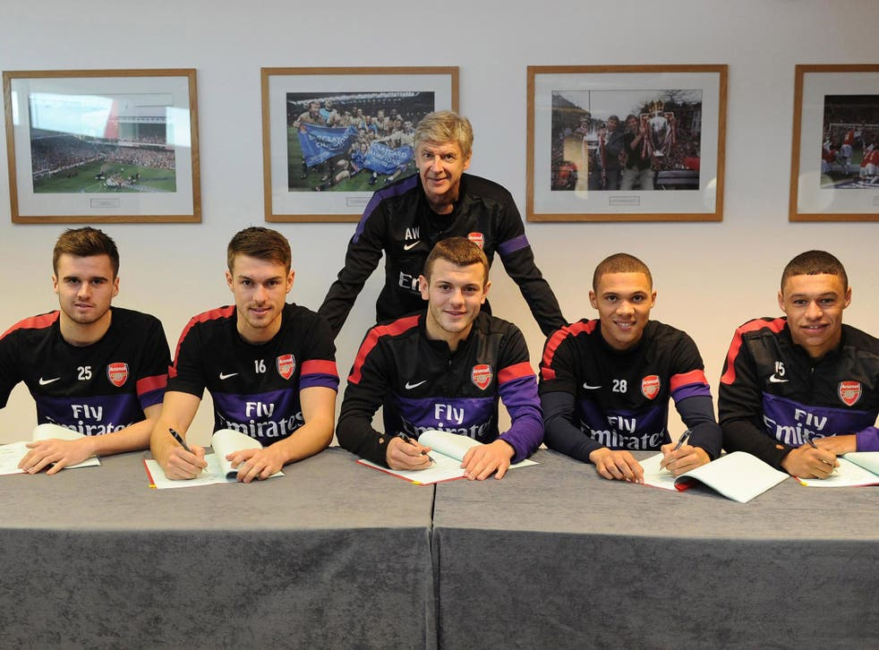 Arsenal's faith in youth has been replaced, along with their manager, to signal the end of an admirable chapter