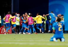 Jubilant Tite in no mood to criticise Neymar after dramatic Brazil win