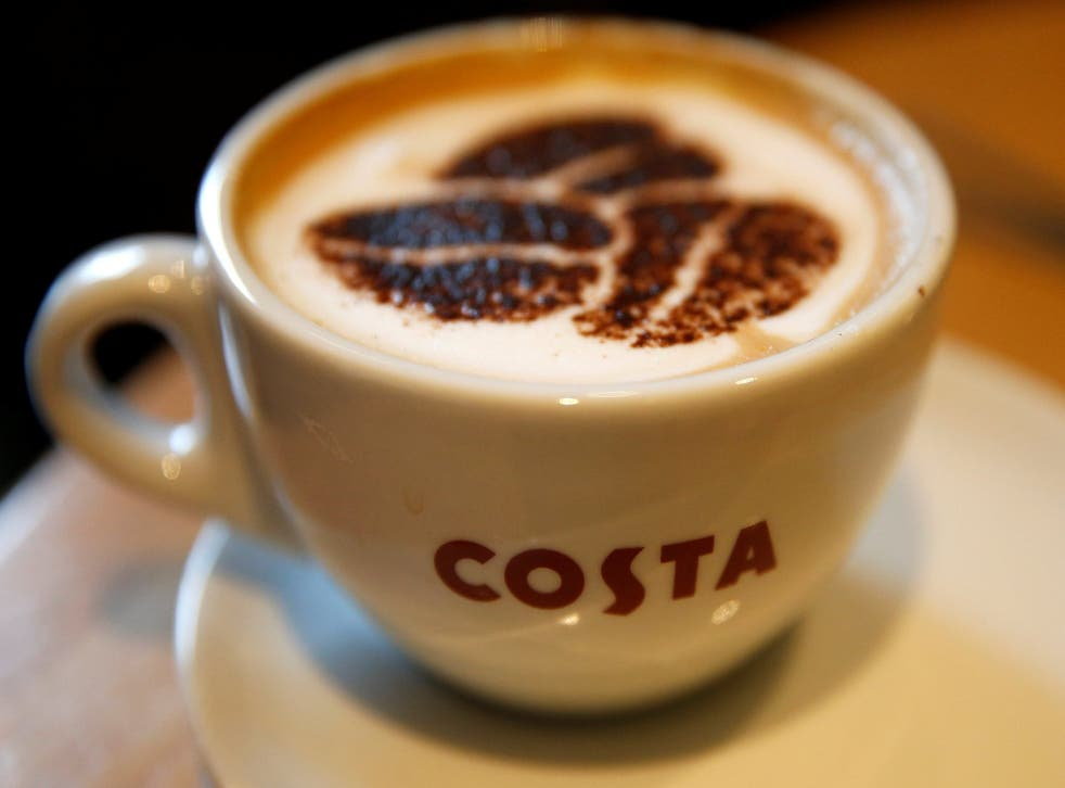 The company said earlier this year that it will split the Costa chain and list it as a separate entity
