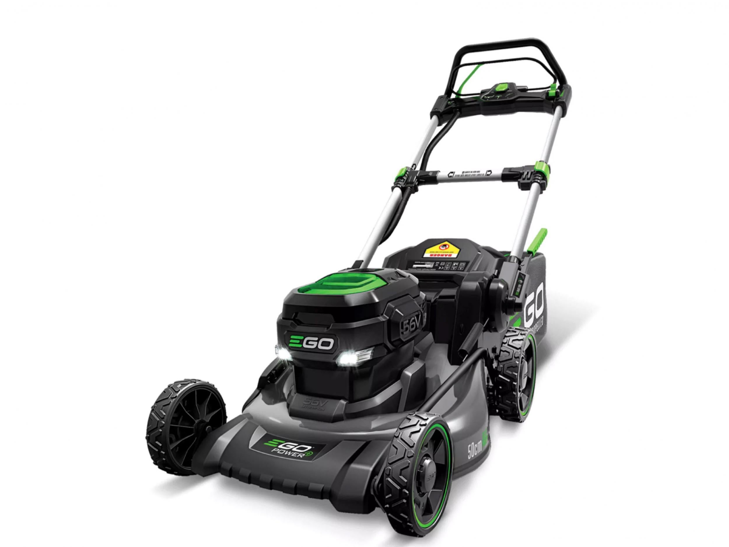 Lawn mower Viking electric and petrol self-propelled: reviews