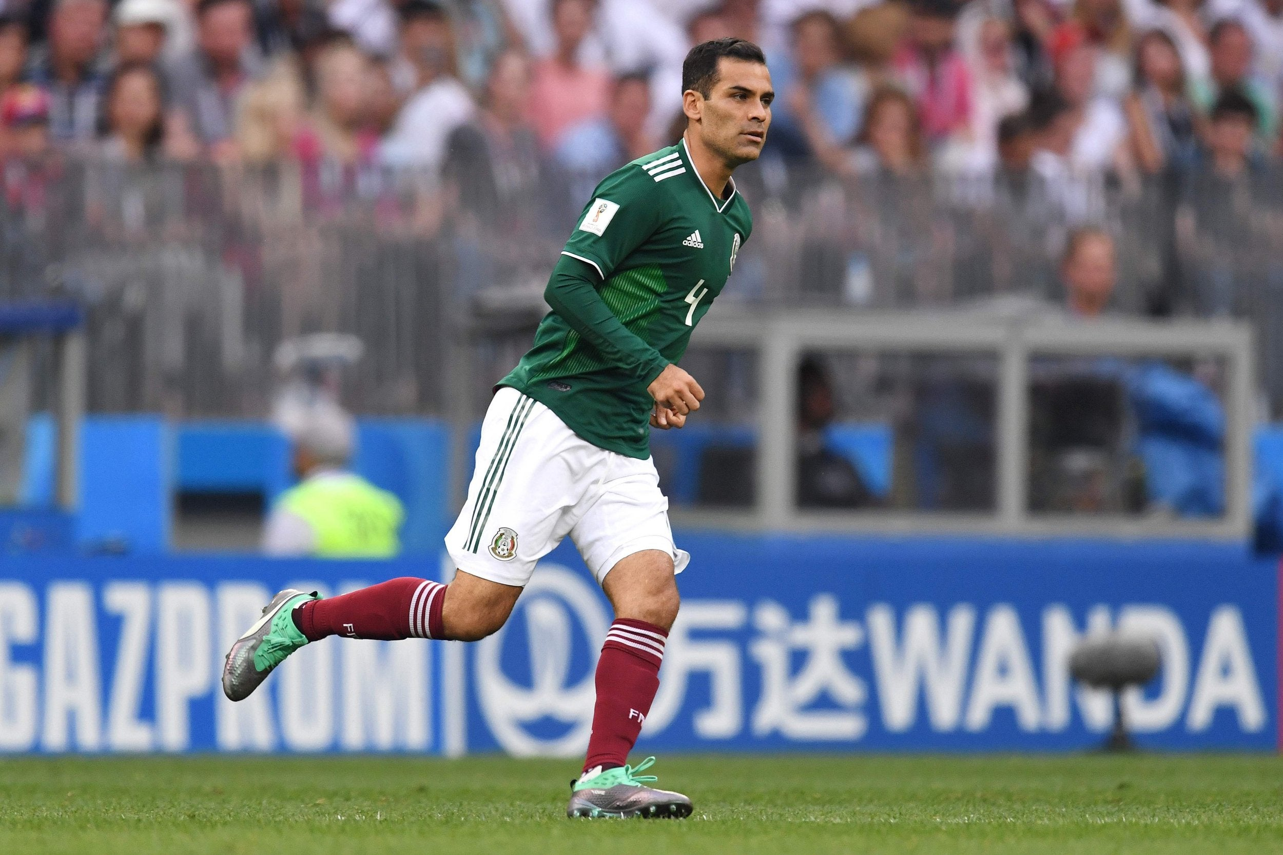 fe531597e Rafael Marquez  Five World Cups but Mexico s captain is lost in the ...