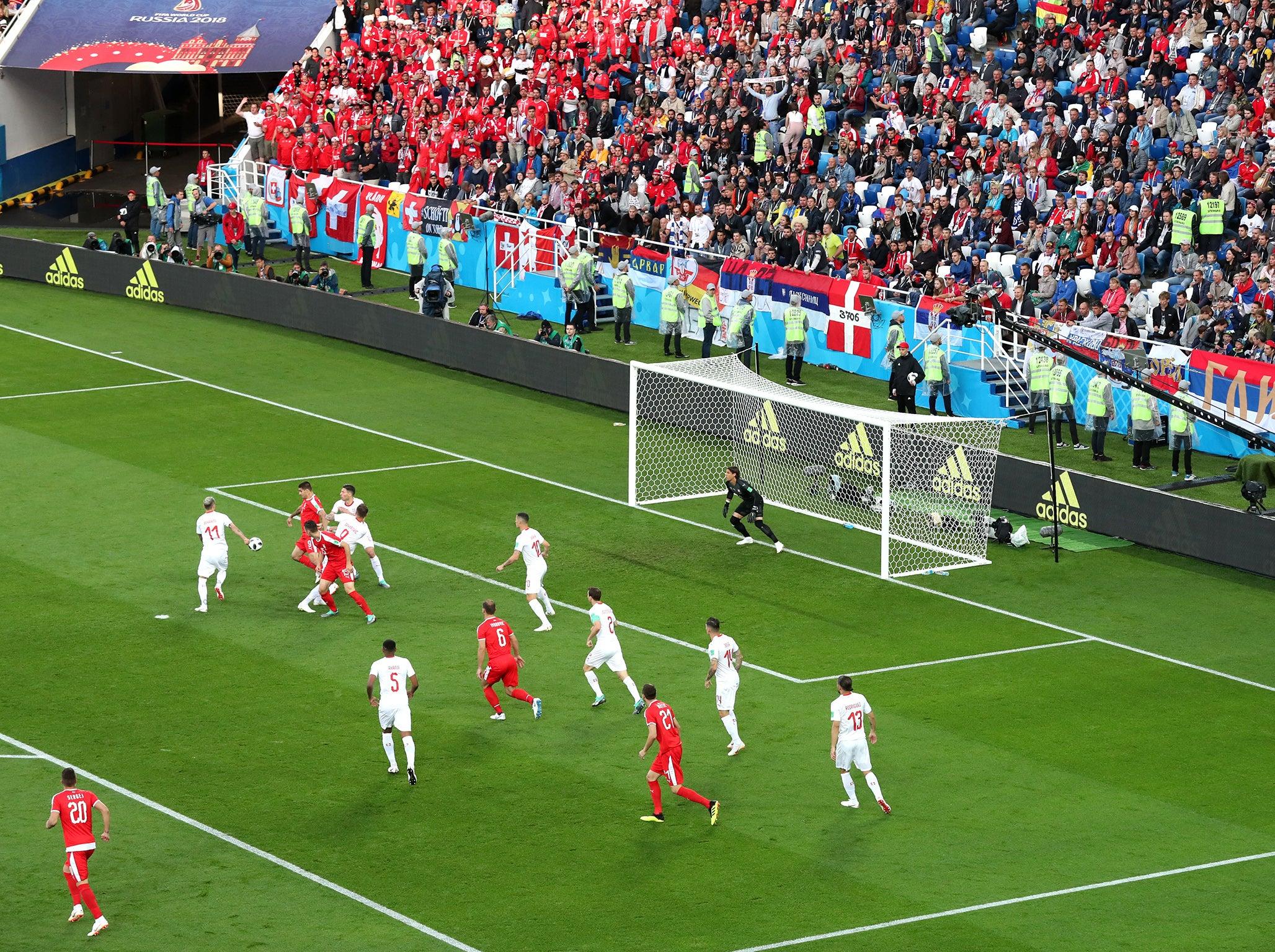 serbia vs switzerland live world cup 2018 prediction
