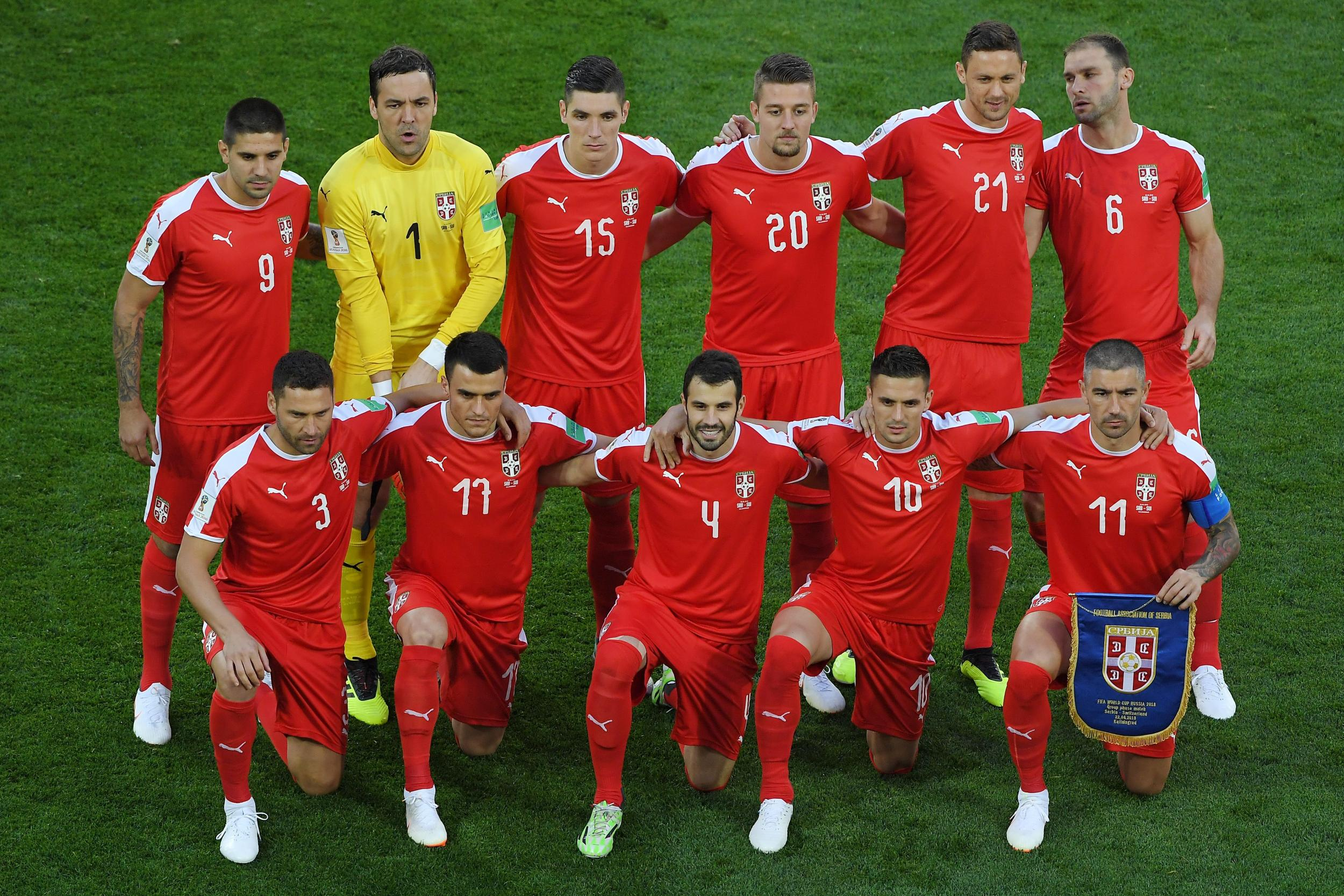 World Cup 2018: Serbia file official complaint against