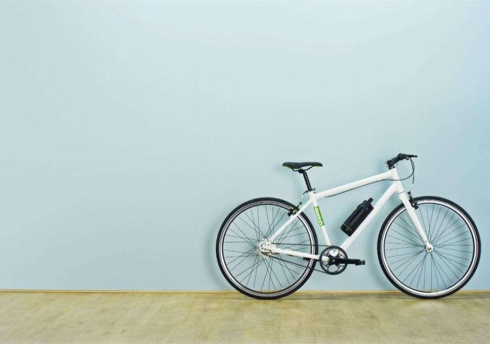 540725638ea Gtech e-bike review: Like a normal bike, except you feel like you're  incredibly good at cycling