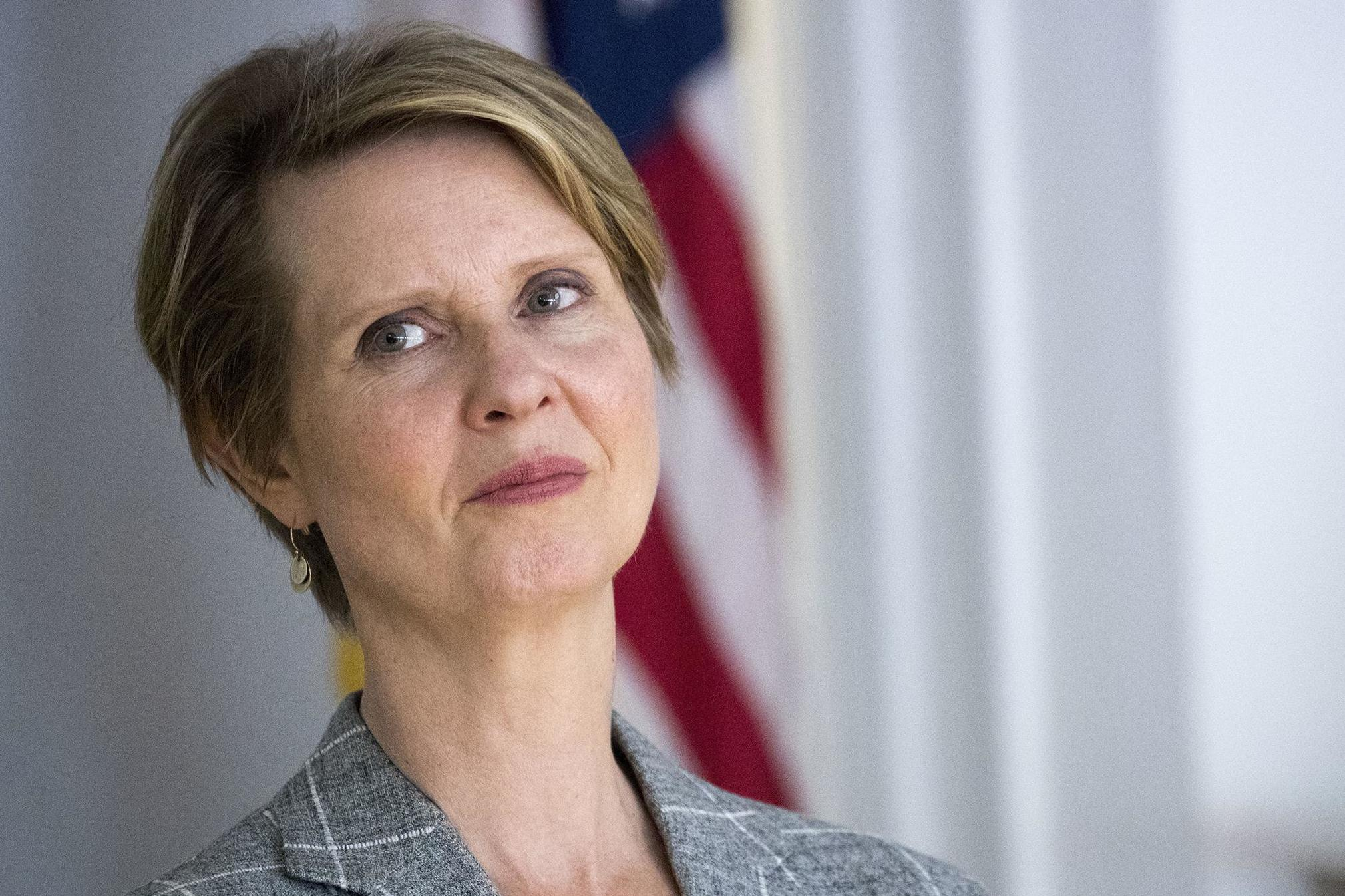 Cynthia Nixon: How the Sex and the City star entered New York politics
