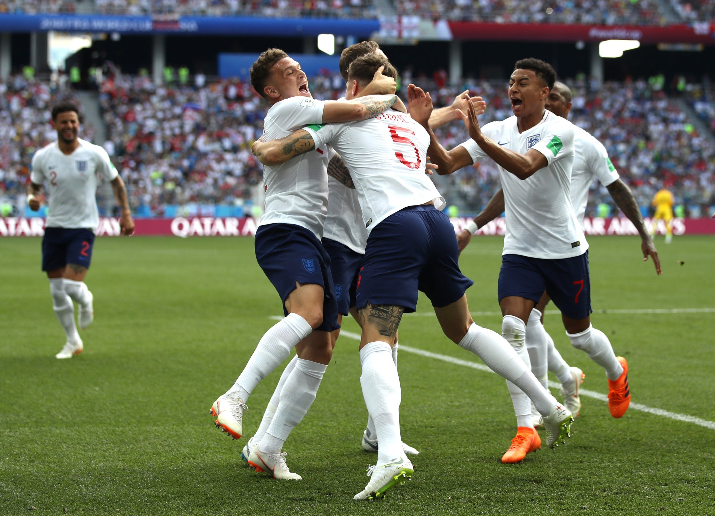 England Panama Wm