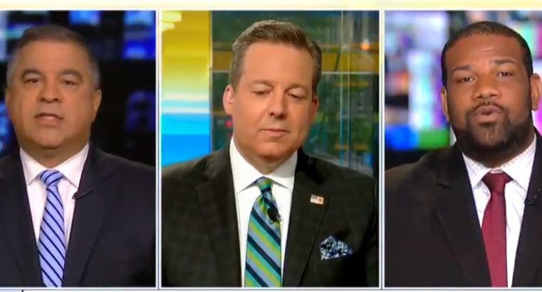 Fox News pundit and former Trump aide tells black panelist