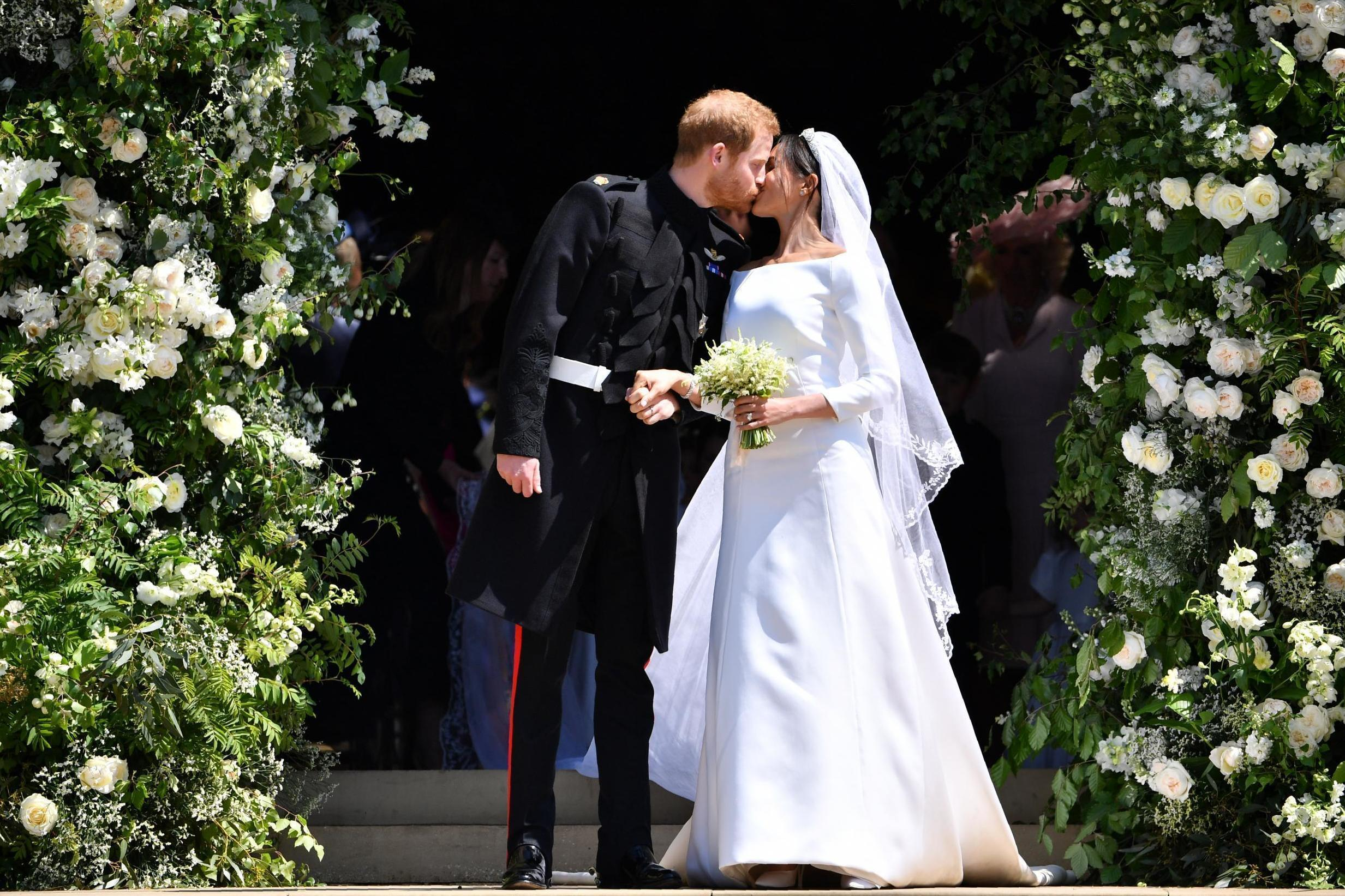 Bishop who married Prince Harry to Meghan Markle reveals moment he 'knew' they love each other