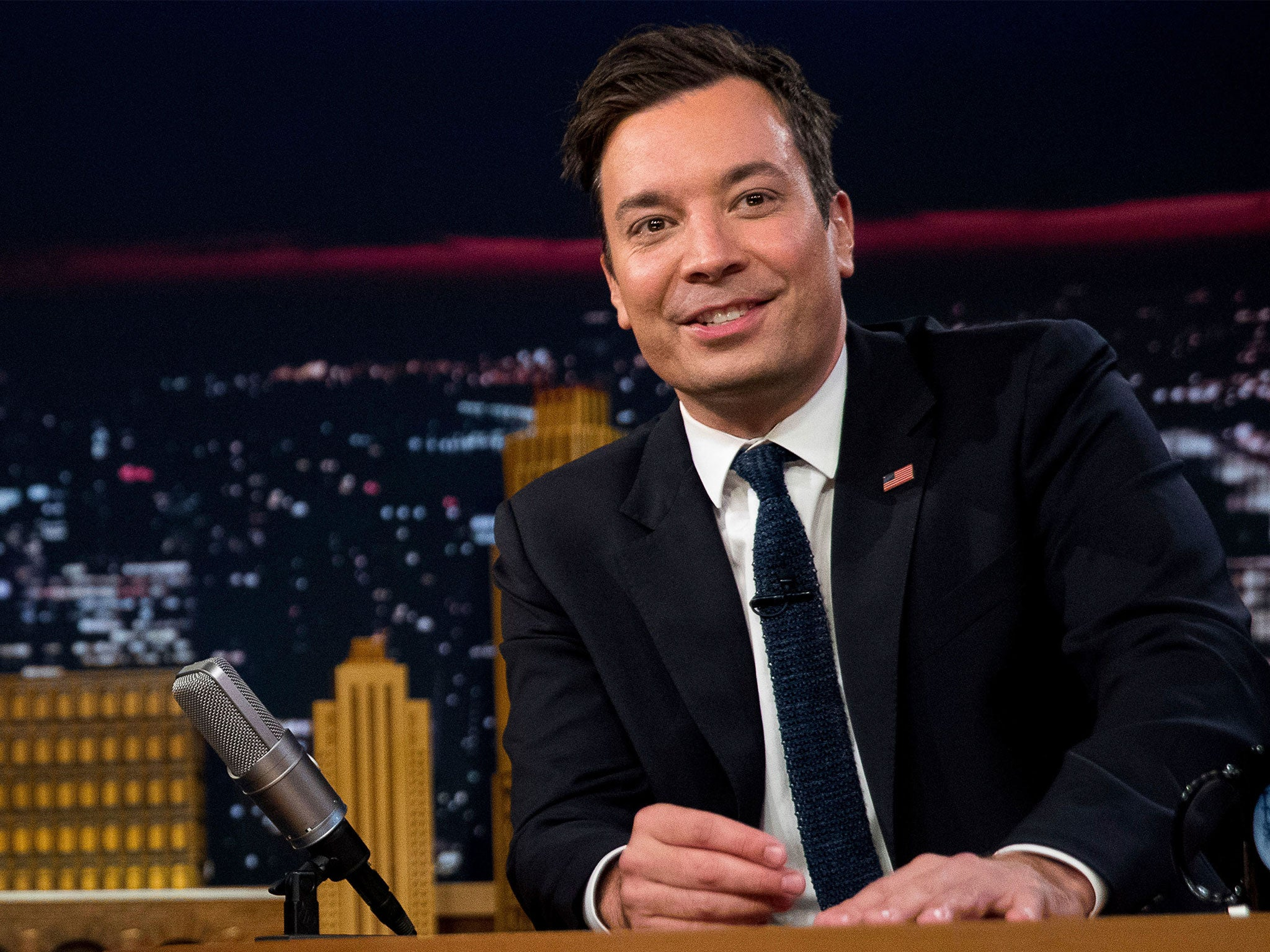 Jimmy Fallon condemned for wearing blackface in resurfaced SNL sketch from 2000
