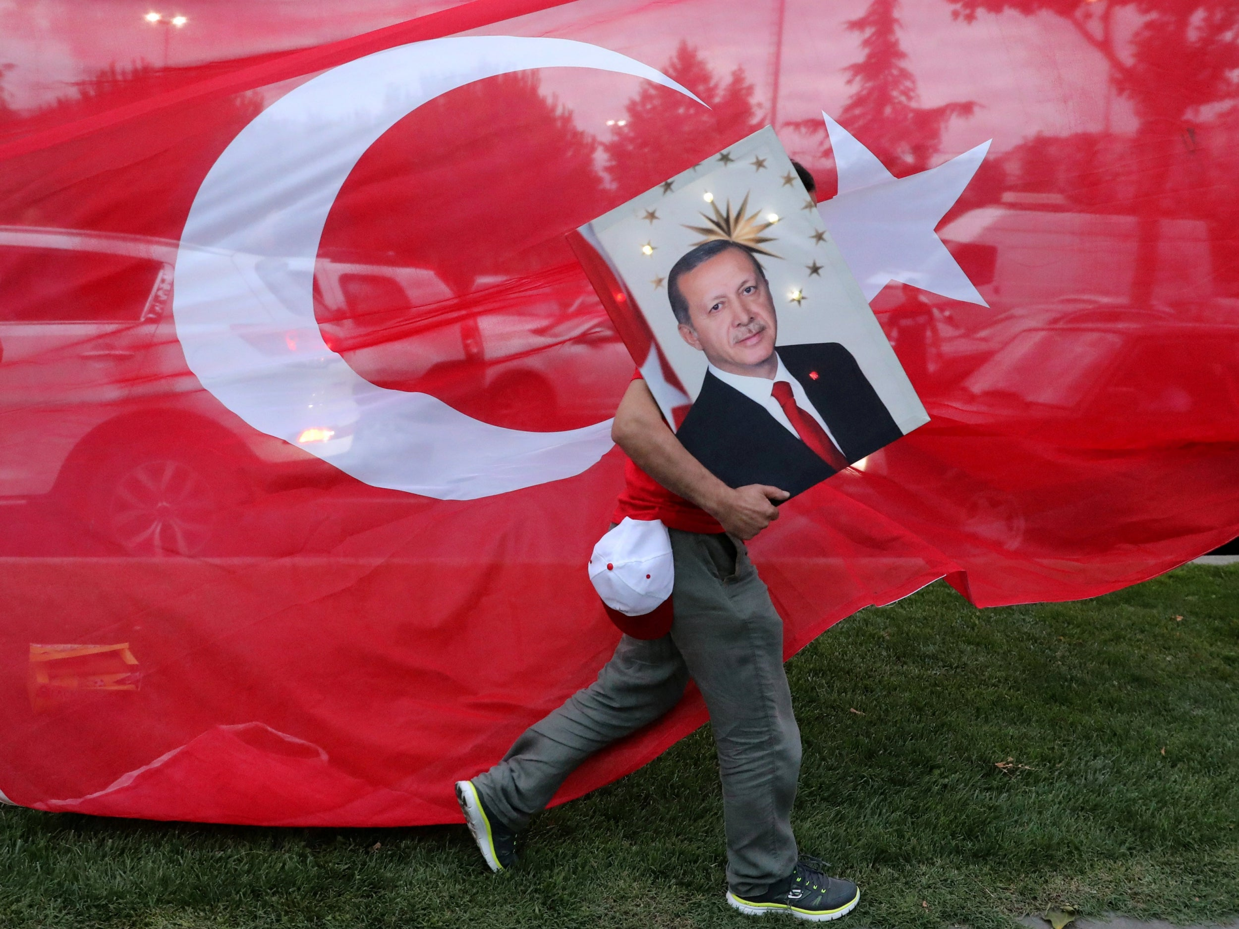 What powers will Turkey's Erdogan have at his disposal after winning re-election as president?
