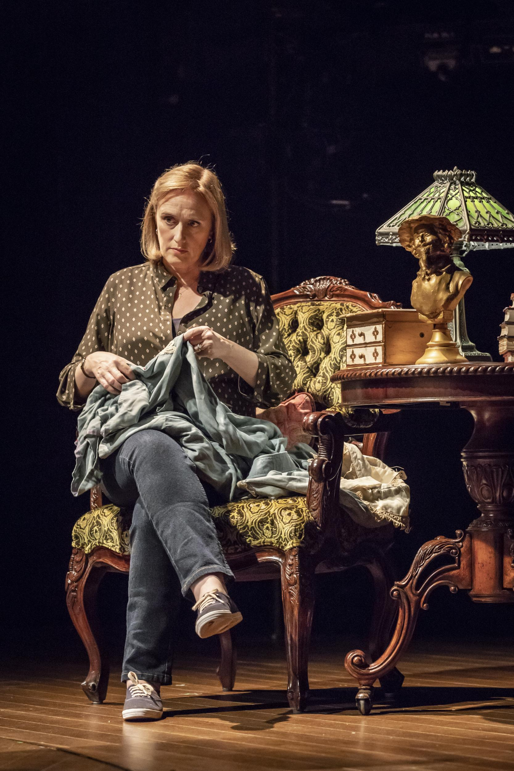 Jenna Russell on Fun Home, the musical version of Alison
