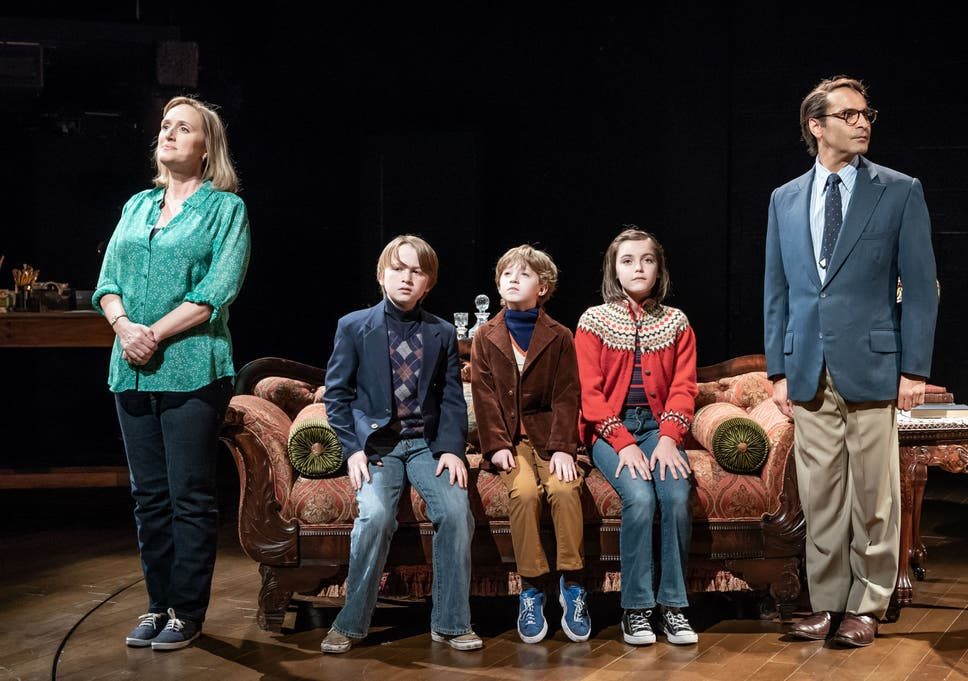 Fun Home, Young Vic, London, review: Another groundbreaking