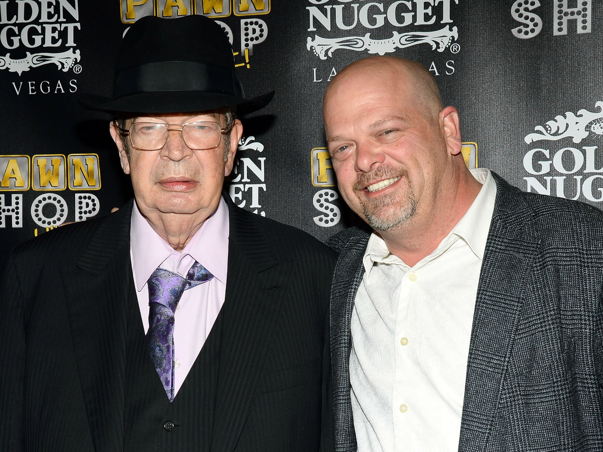 Richard Benjamin Harrison death: Pawn Stars' 'Old Man' has