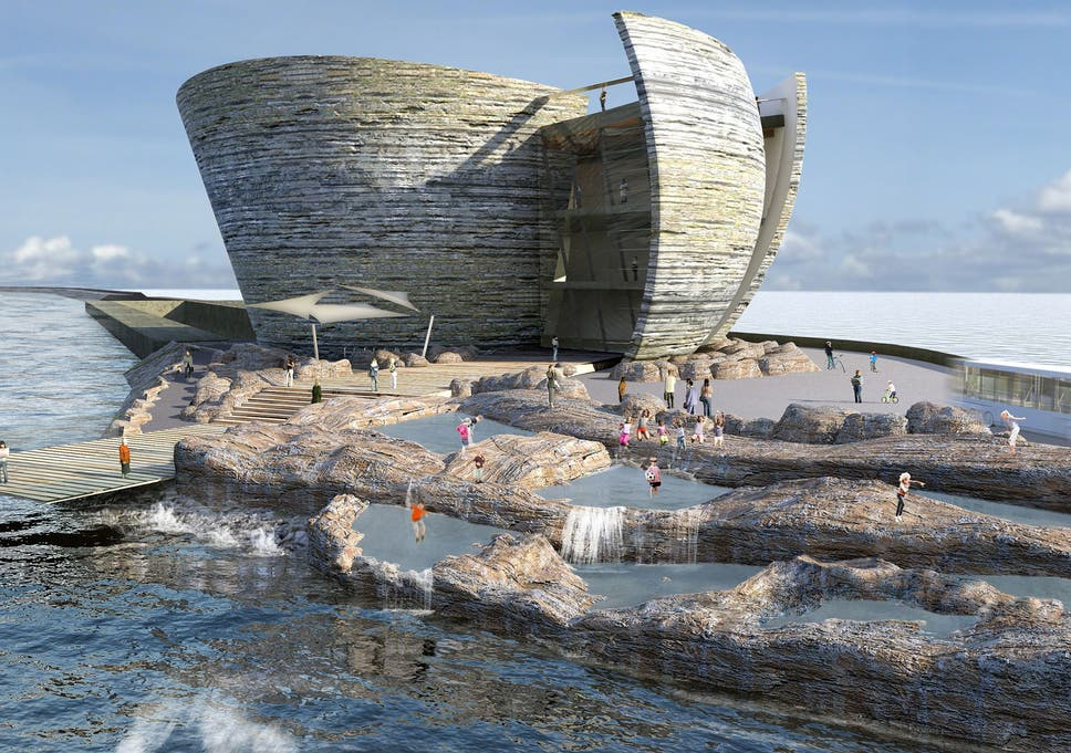 Swansea Bay tidal lagoon project turned down by government