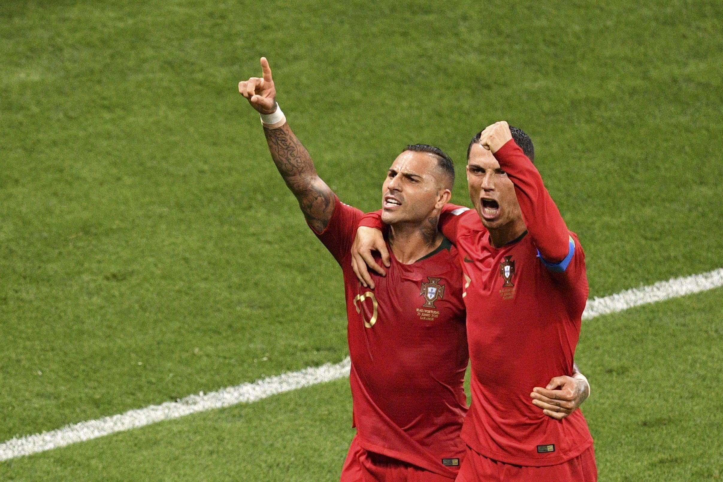 Iran vs Portugal, LIVE World Cup 2018: Cristiano Ronaldo misses VAR