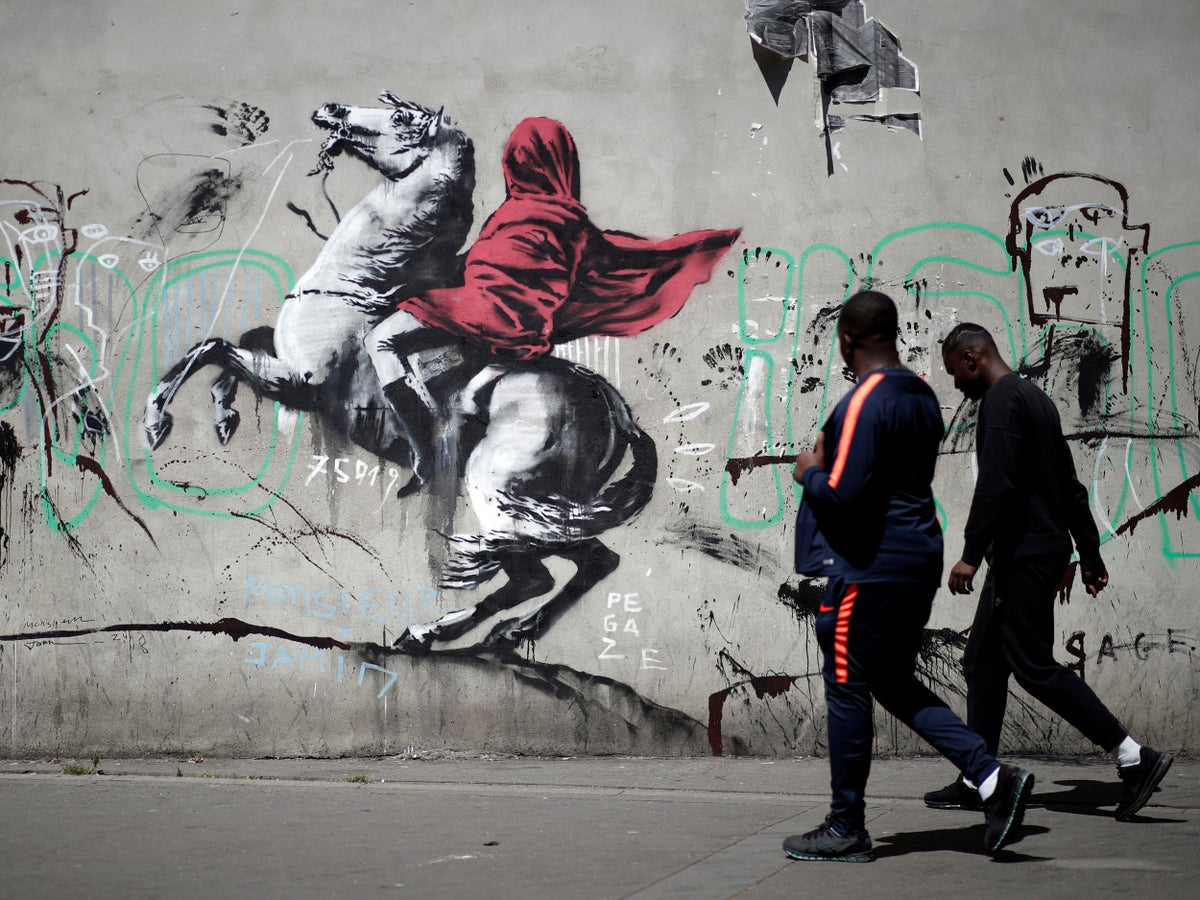 Who is Banksy? The suspects linked to the art world's biggest mystery | The  Independent | The Independent