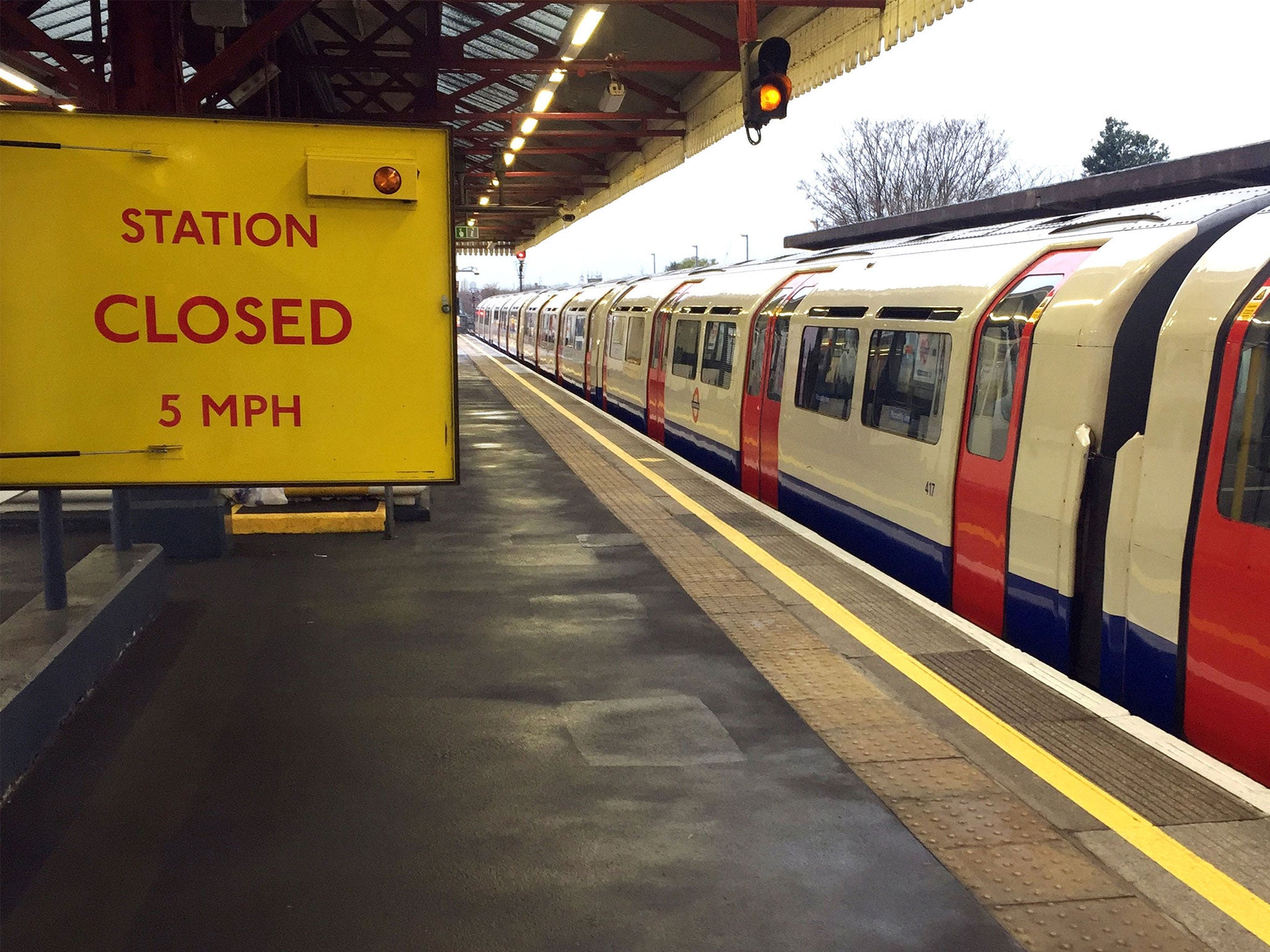 Tube strike: Everything you need to know about Piccadilly, Central and Waterloo and City line walkouts