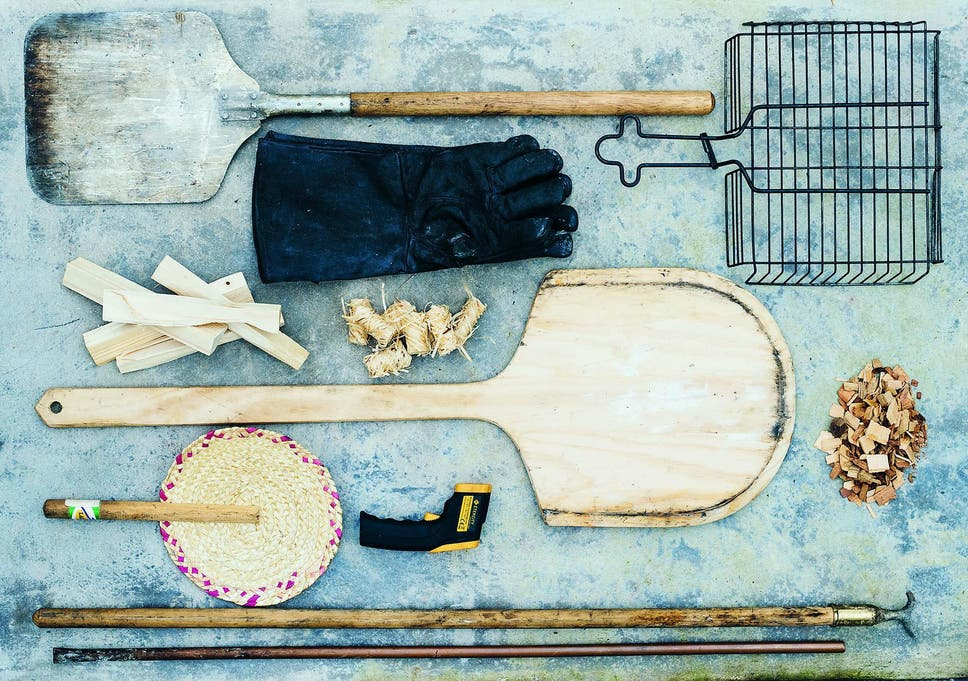 The Essential Equipment You Need For Cooking With A Wood