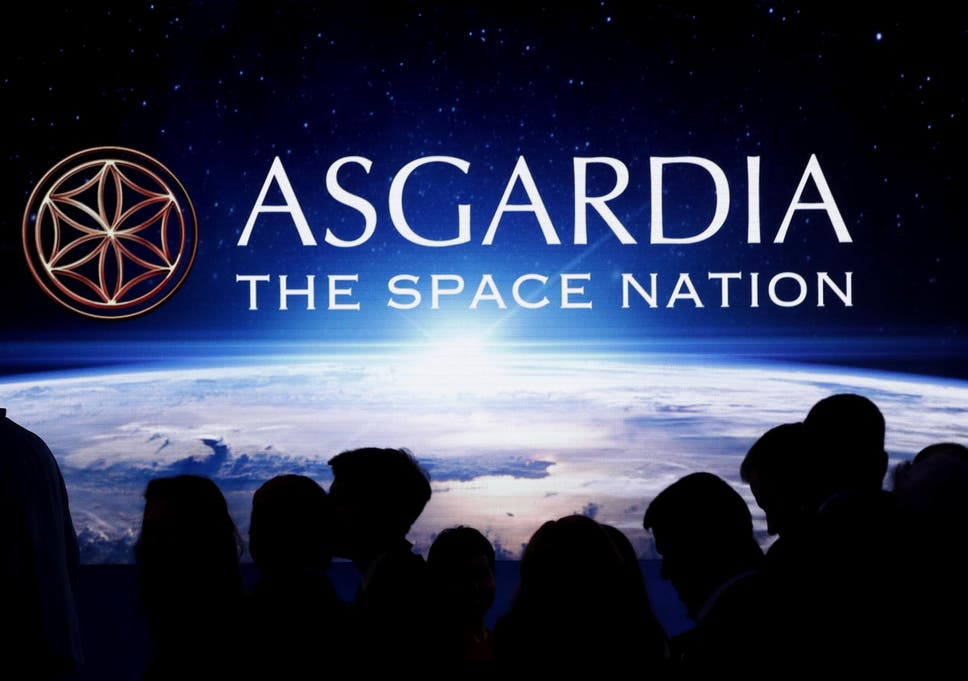 Space Kingdom Asgardia Wants Iq Tests For Wannabe Citizens The
