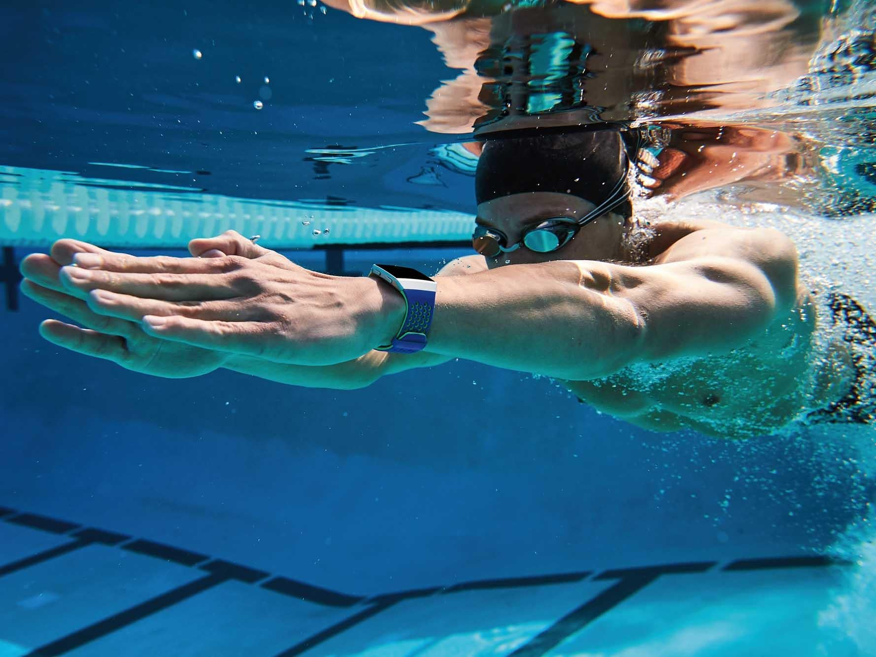6 best waterproof fitness trackers and watches for swimmers