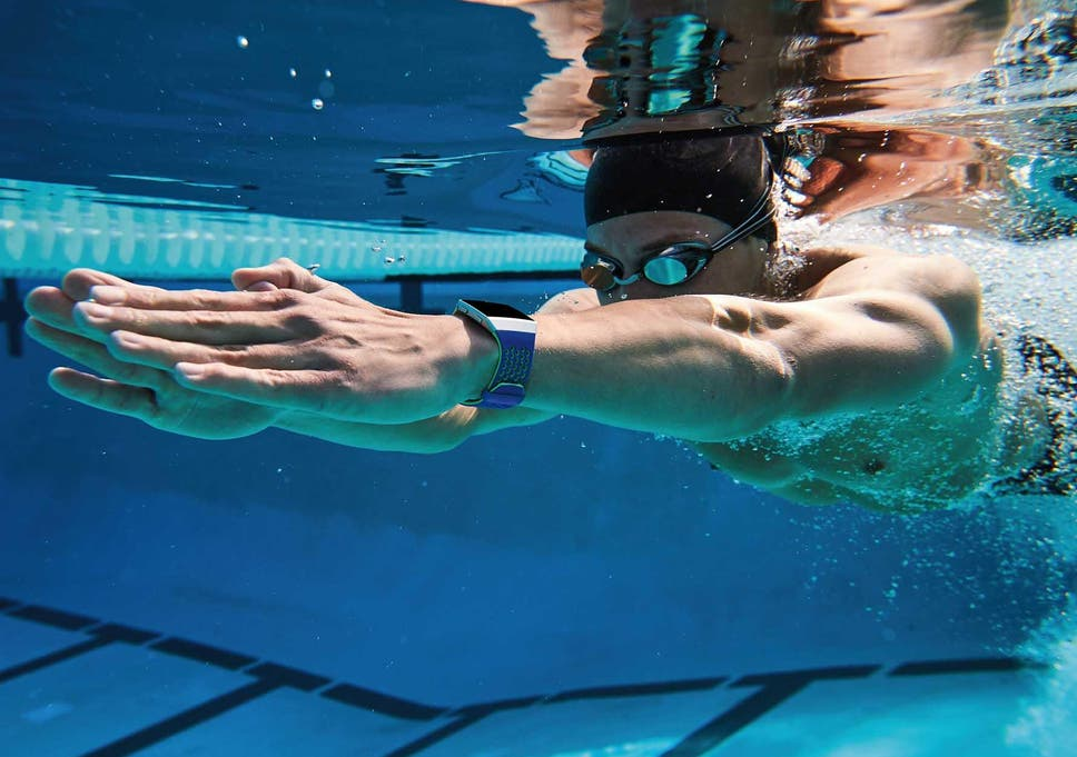 37e237b7d05 From casual lappers to serious swim-bike-runners, these are the best  fitness trackers for logging your pool time