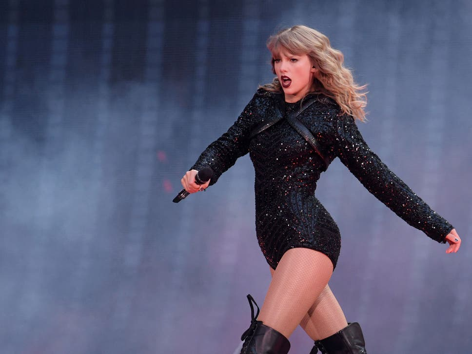 Can a metallica loving dad really appreciate a taylor swift mega ill give her this she is a star the moment she strode stopboris Image collections