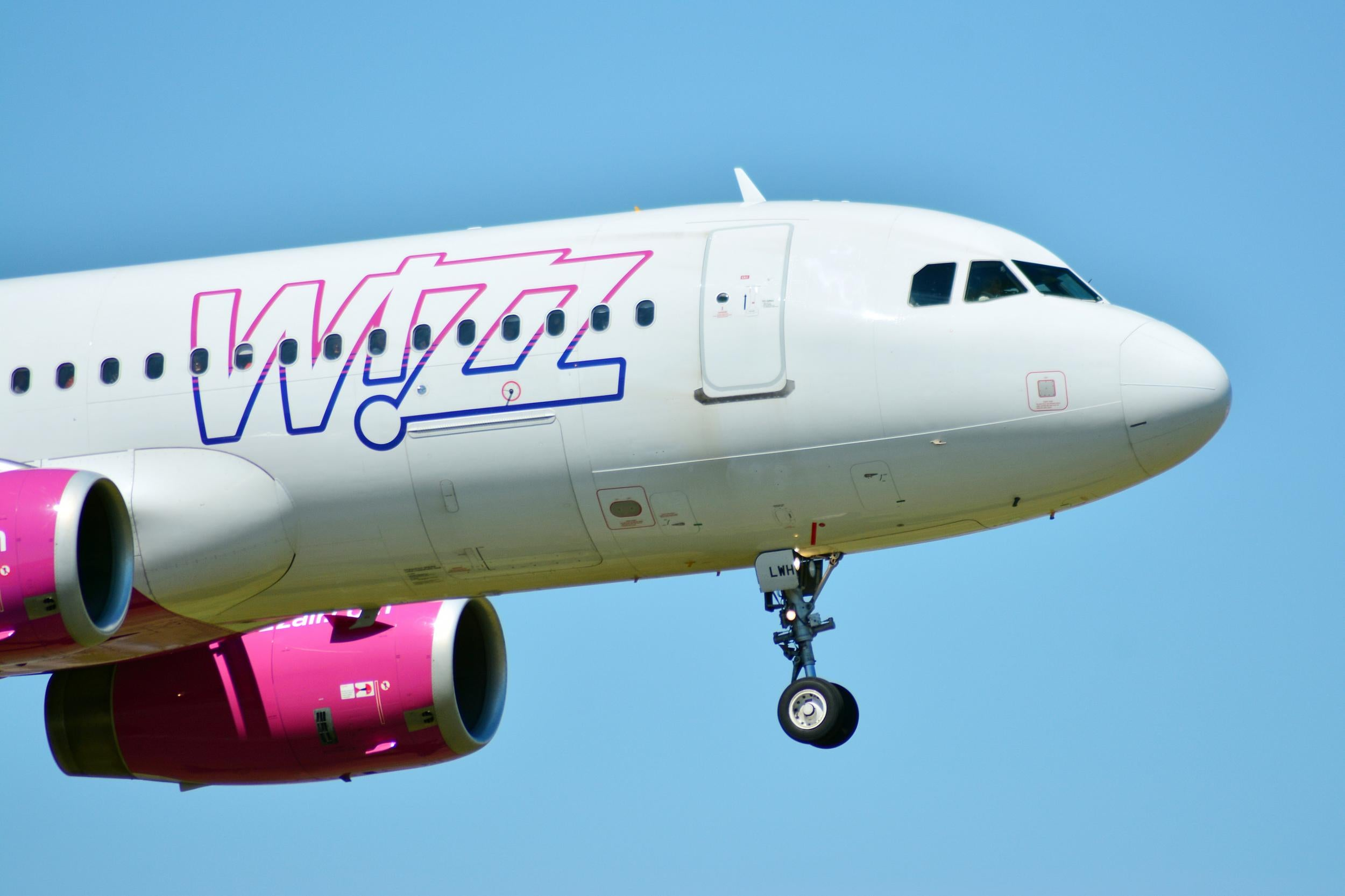 Wizz Air Charges Passengers Extra To Hold On To Hand Luggage The Independent The Independent
