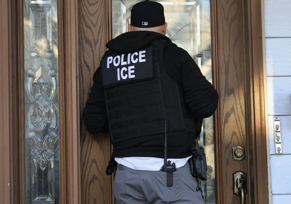 ICE handbook for undercover agents details ability to ...