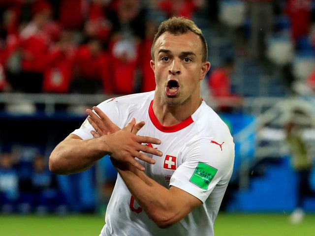 Xherdan Shaqiri Latest News Breaking Stories And Comment The Independent