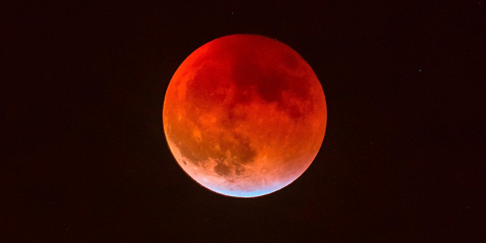 red moon 2018 september - photo #6