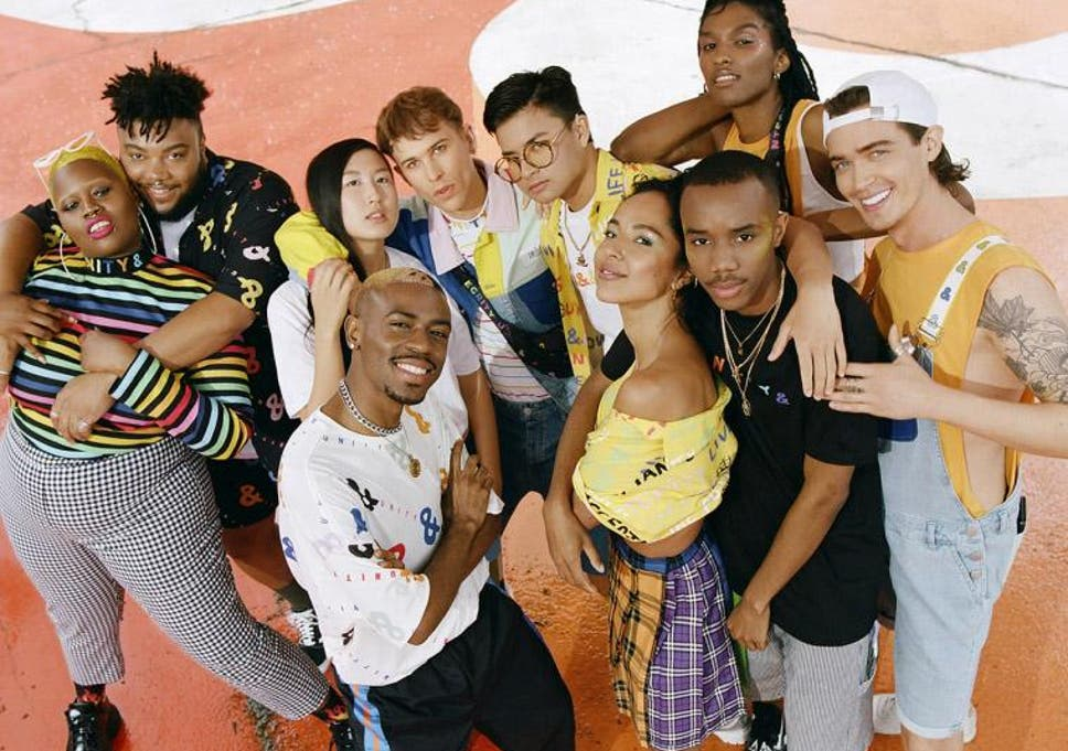 9909c81e6c3 Asos launches collection with LGBT+ charity Glaad to celebrate Pride ...