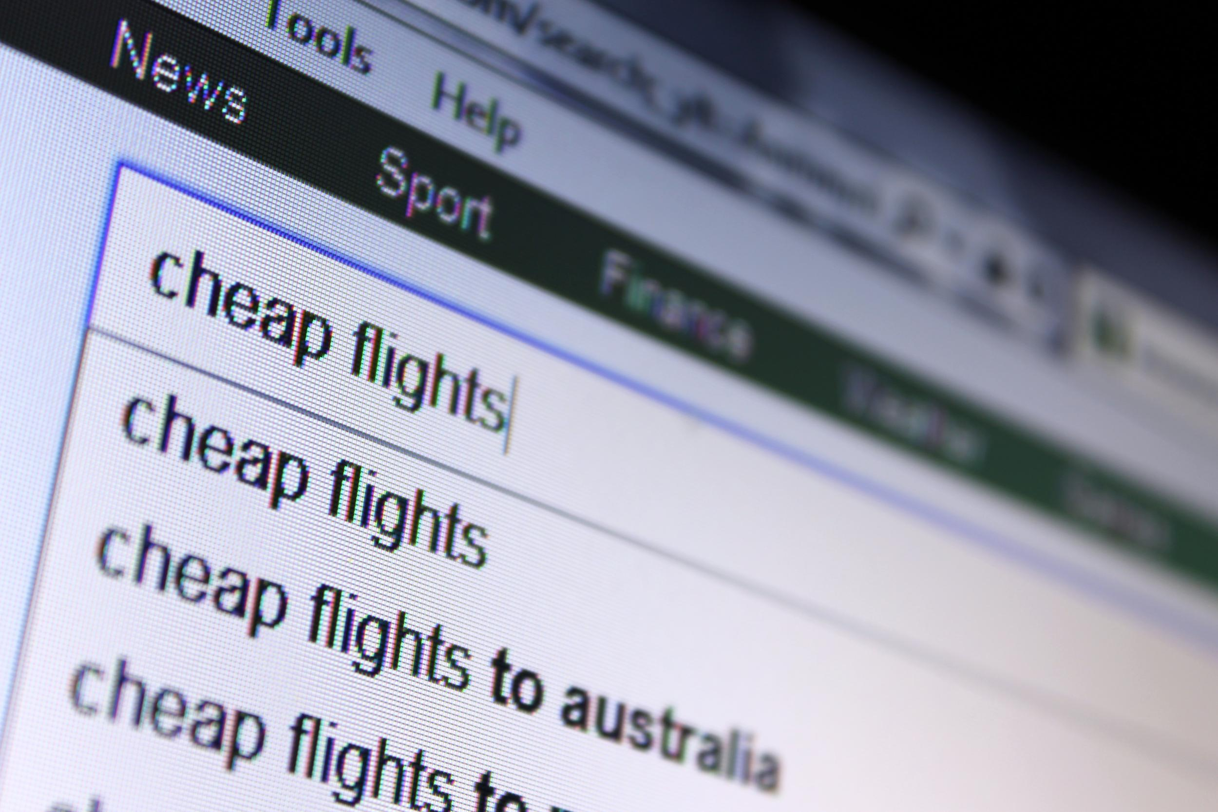 Black Friday Flight And Holiday Deals Potentially Non Existent Warns Which The Independent The Independent
