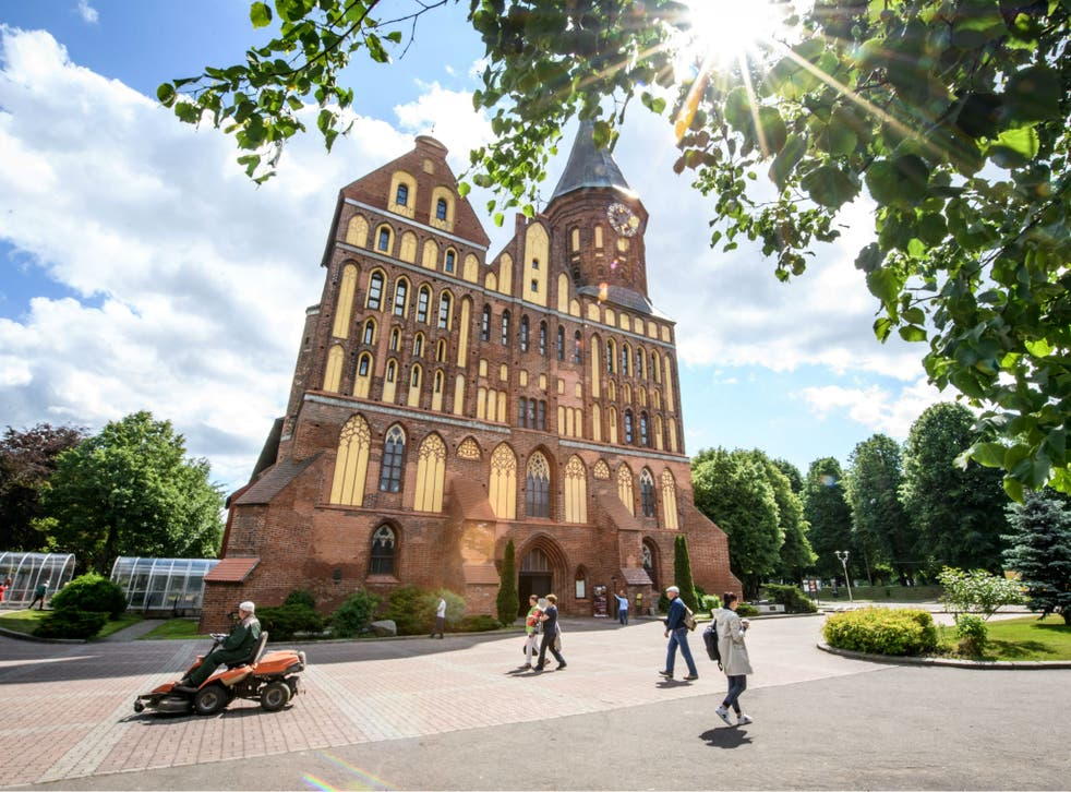 Kaliningrad could become Russia's window to the West