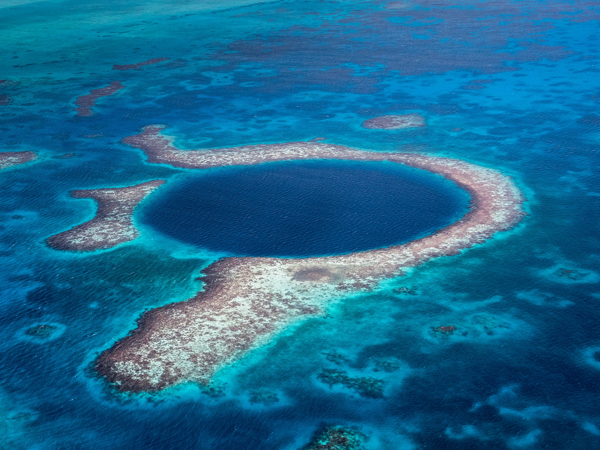 Belize Barrier Reef: Unesco removes largest coral reef system in Northern Hemisphere from endangered list