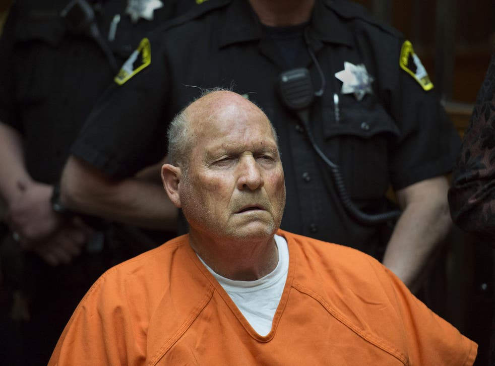 Golden State Killer suspect Joseph James DeAngelo was charged with 12 murders