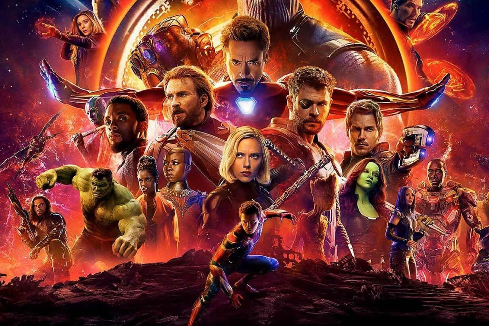 Marvel Cinematic Universe timeline: How to watch every MCU movie and TV  show in chronological order | The Independent