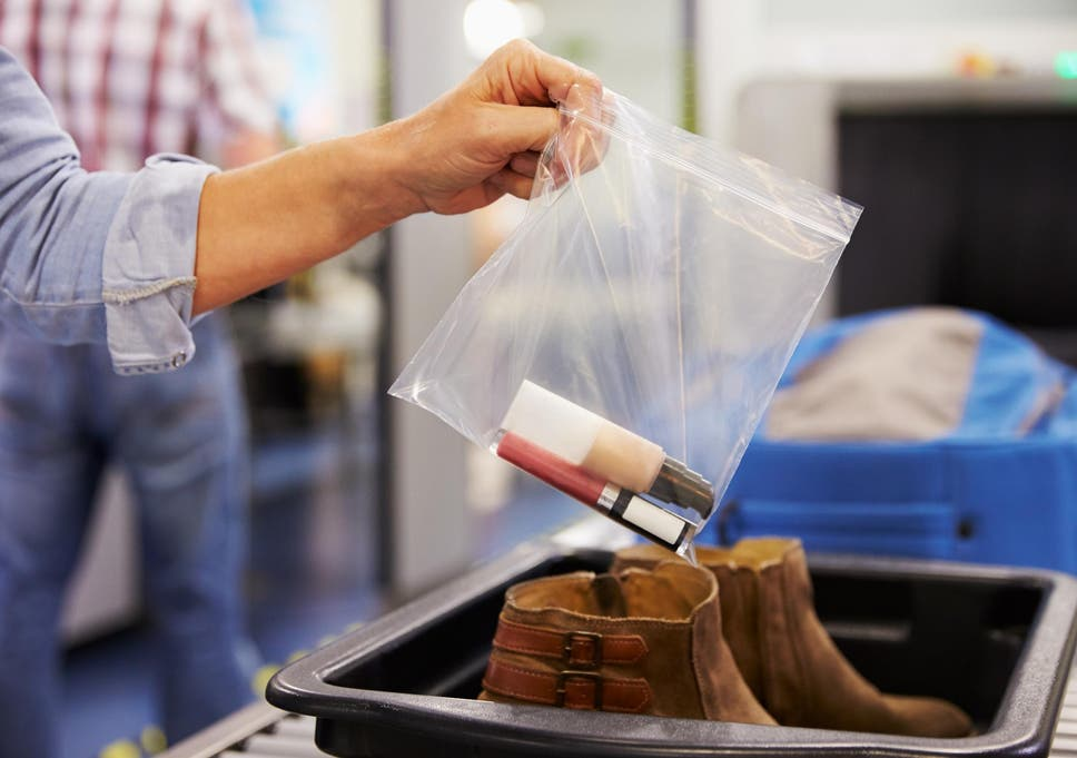 The items you can and can't take on a plane | The Independent