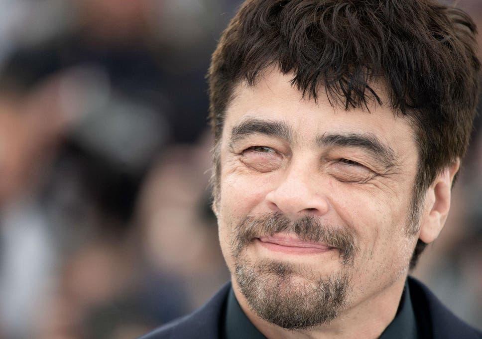 Benicio del Toro interview: 'Trump's Mexico border wall won