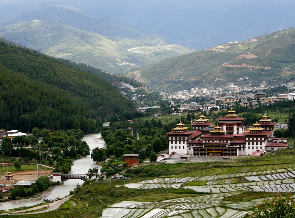 Bhutan isn't a mainstream destination, but I was determined to cycle round the small country for a number of reasons