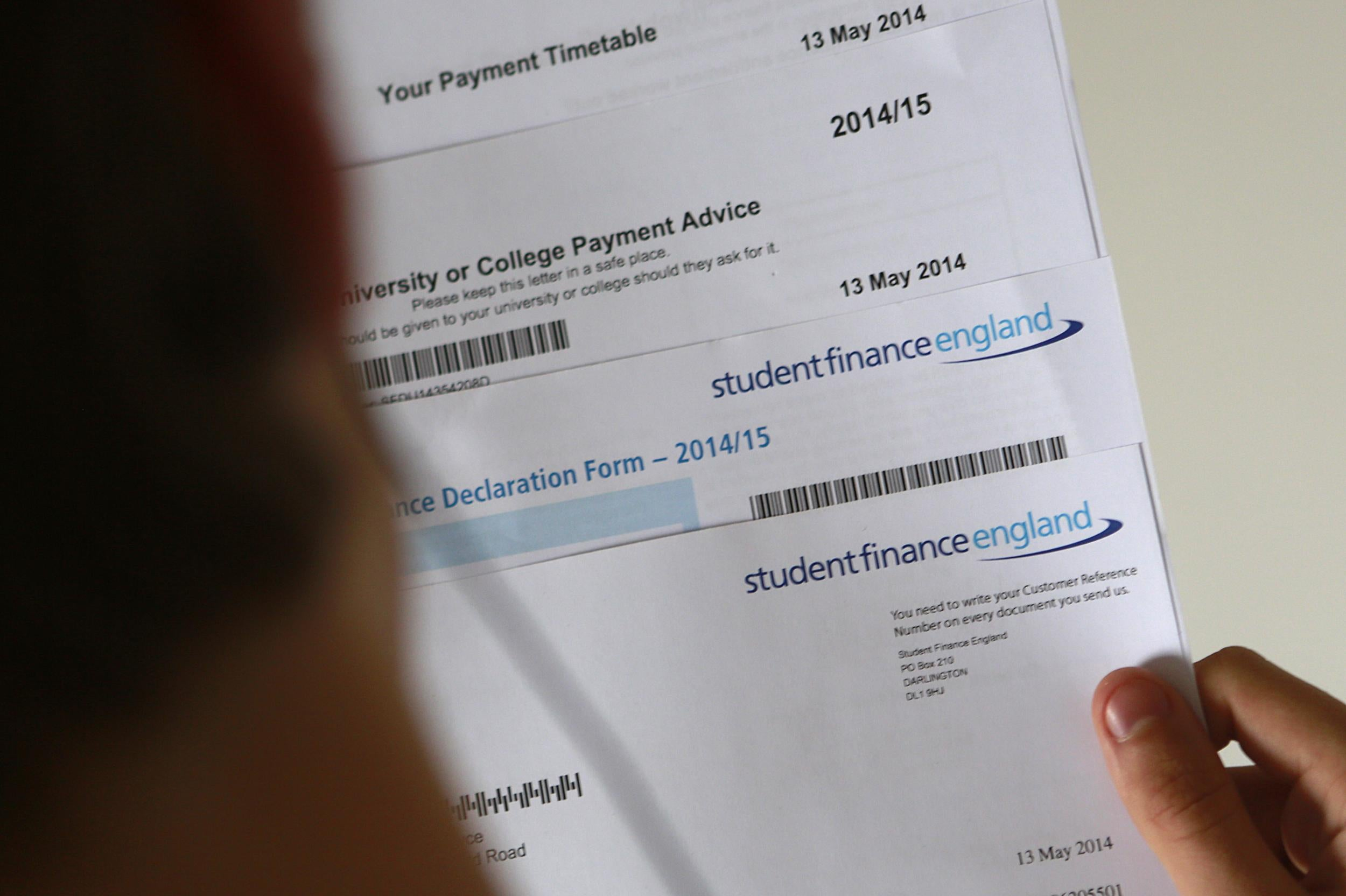 student loans - latest news, breaking stories and comment - The
