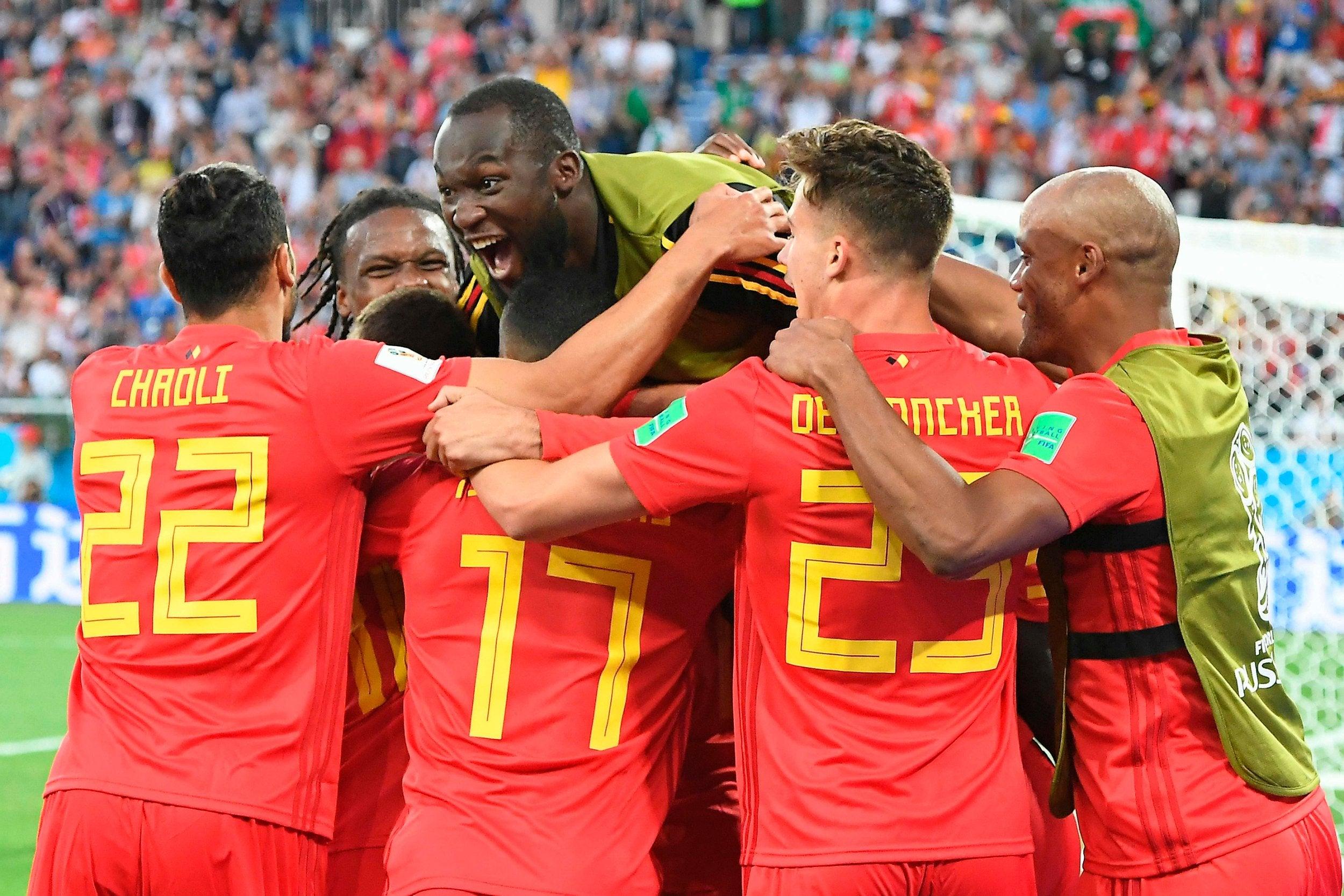 Belgium jack off 5