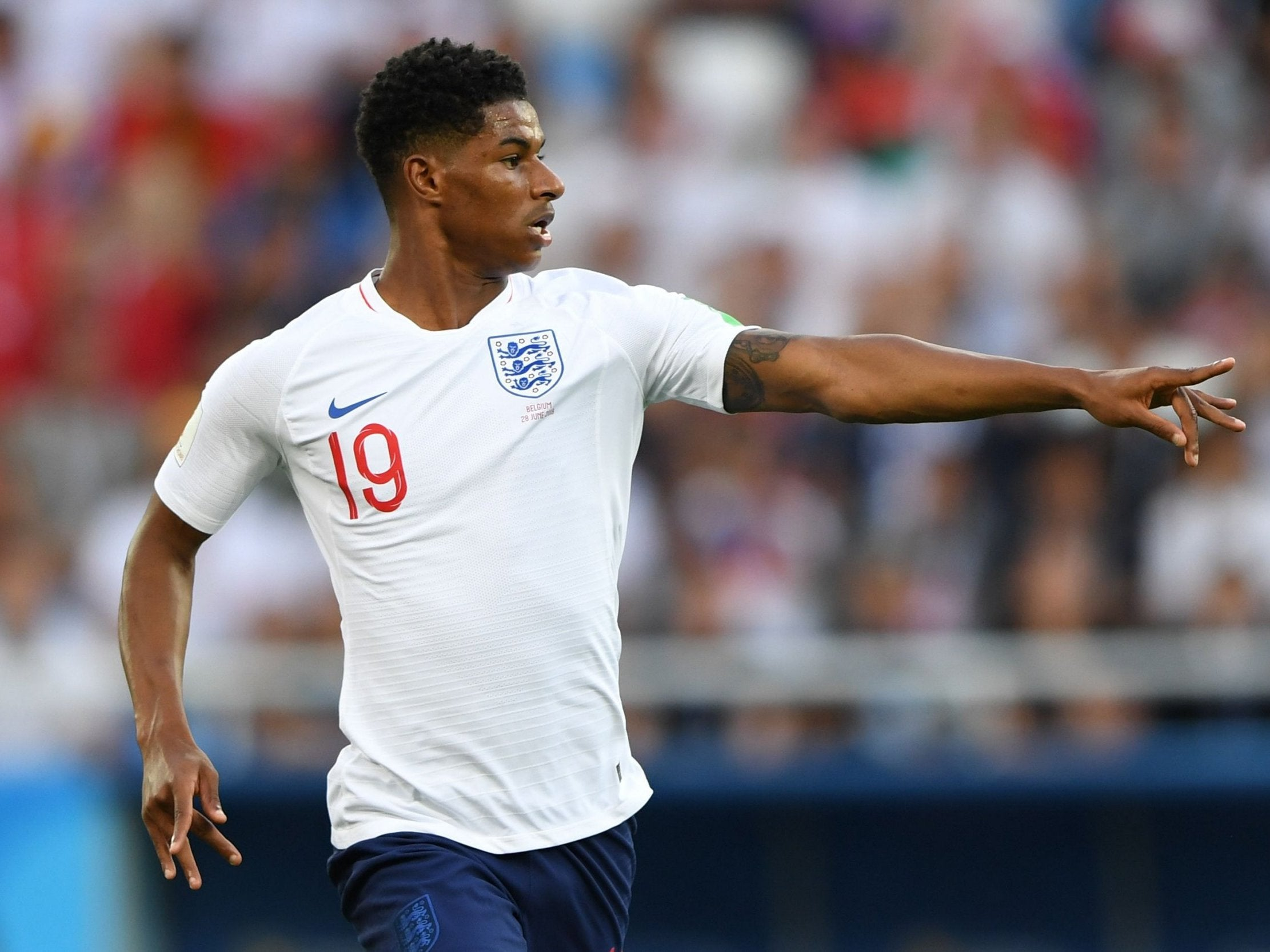 World Cup 2018  Marcus Rashford struggles to make his point for England on  the main stage - scouting report  34dcf83d3