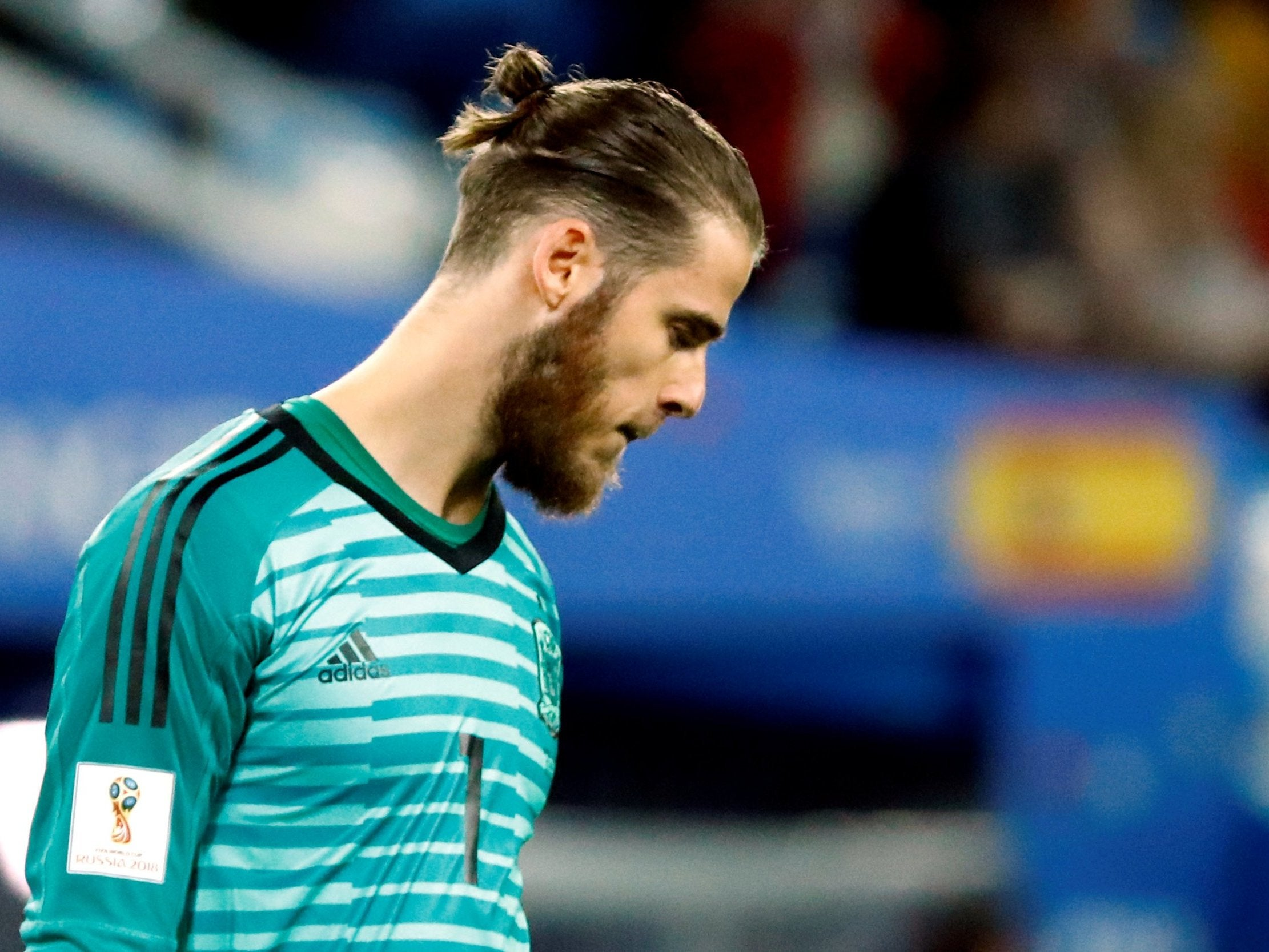 0d3d906b265 World Cup 2018  Questions remain over David De Gea