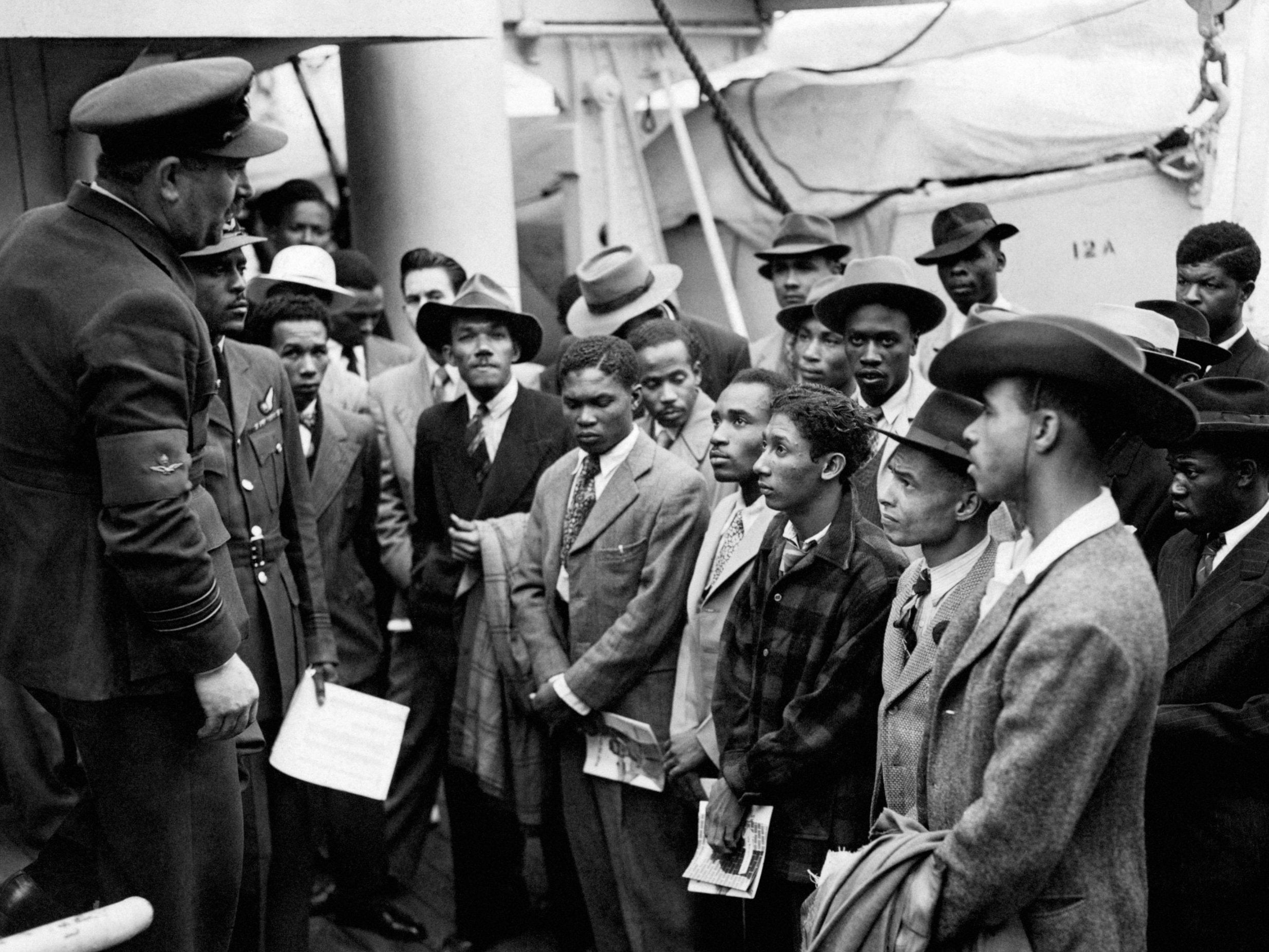 Image result for windrush