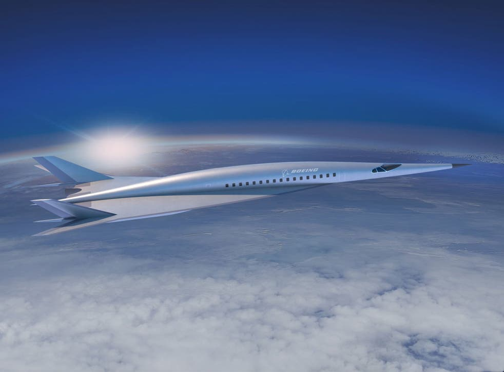 Boeing hope the aircraft could be operational by the late 2030s
