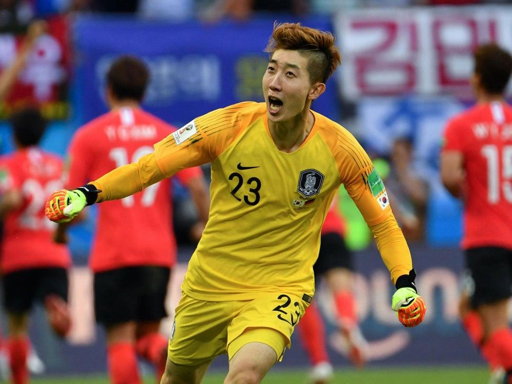 GK: Cho Hyun-woo