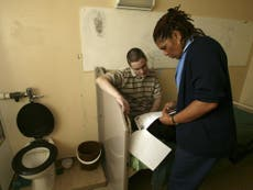 Nurses 'passing out' from inhaling spice while treating prison inmates