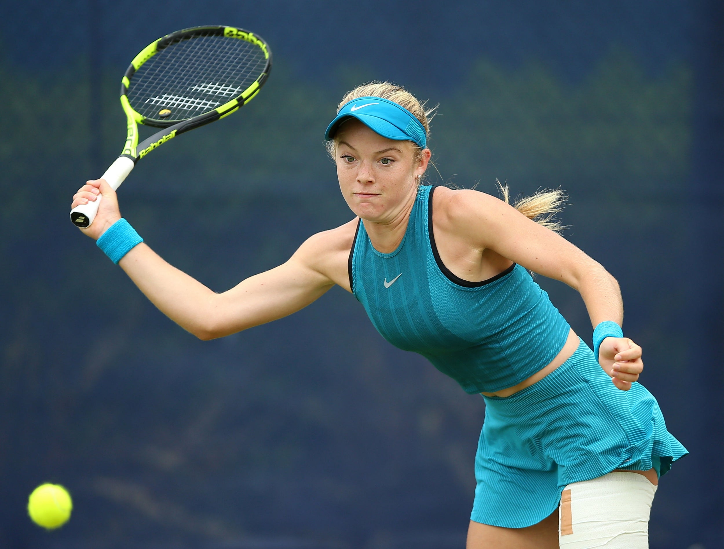 French Open 2019: Katie Swan opens up on mental health struggles after qualifying defeat at Roland Garros
