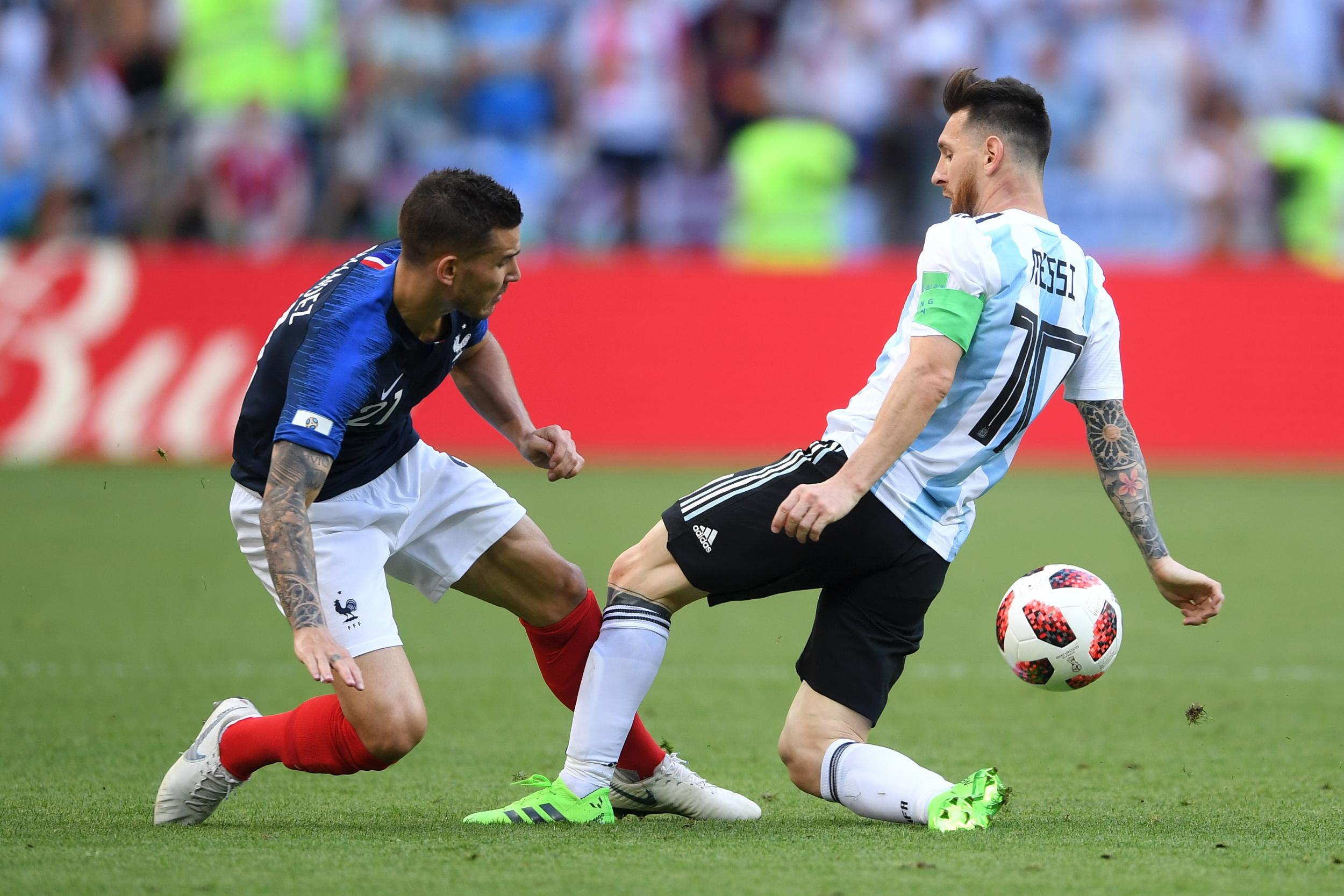Why France vs Argentina was one of the greatest World Cup